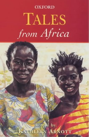 Tales from Africa   2000 edition cover