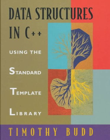 Data Structures in C++ Using Standard Template Library  1998 edition cover