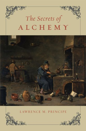 Secrets of Alchemy   2013 edition cover