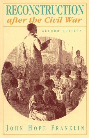 Reconstruction after the Civil War  2nd 1994 edition cover