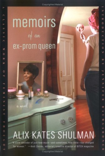Memoirs of an Ex-Prom Queen   2007 edition cover