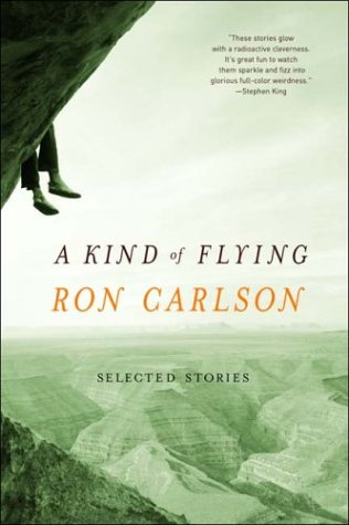 Kind of Flying Selected Stories  2003 edition cover