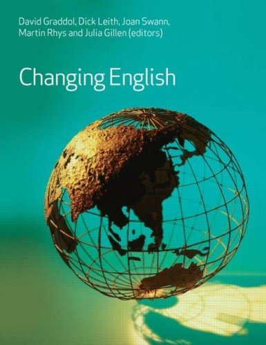 Changing English  2nd 2007 (Revised) edition cover