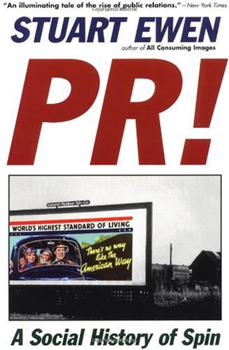 Pr! A Social History of Spin  1998 edition cover