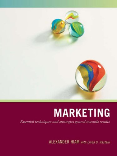 Wiley Pathways Marketing   2007 edition cover
