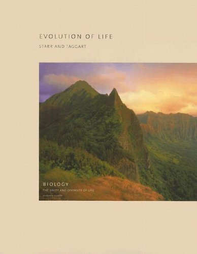 Evolution of Life  11th 2006 (Revised) 9780495125792 Front Cover