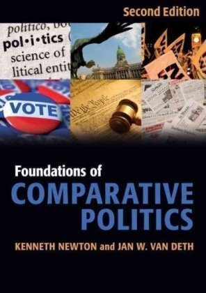 Foundations of Comparative Politics  2nd 2009 (Revised) edition cover