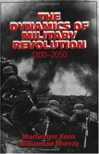 Dynamics of Military Revolution, 1300-2050   2001 edition cover