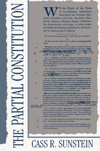 Partial Constitution   1993 edition cover