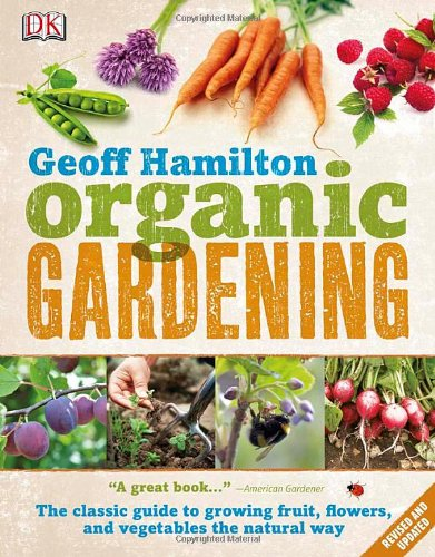 Organic Gardening   2011 (Revised) edition cover