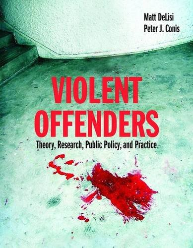 Violent Offenders Theory, Research, Policy, and Practice  2008 edition cover