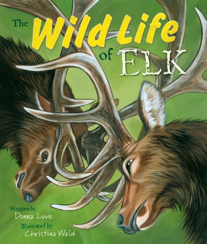 Wild Life of Elk   2011 9780878425792 Front Cover