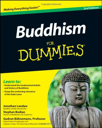 Buddhism for Dummies�  2nd 2011 edition cover