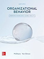 Organizational Behavior:   2017 9781259562792 Front Cover