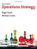 Operations Strategy  4th 2015 edition cover