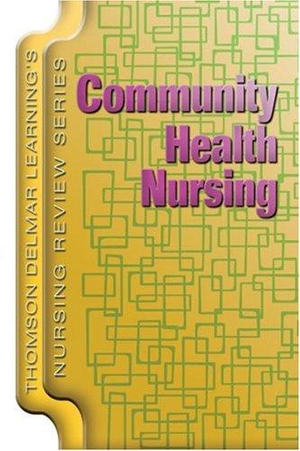 Community Health Nursing   2007 9781401811792 Front Cover