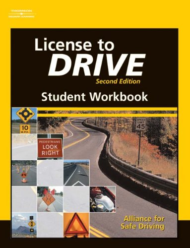 License to Drive  2nd 2007 (Workbook) 9781401879792 Front Cover