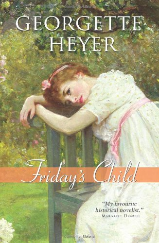 Friday's Child   2008 edition cover