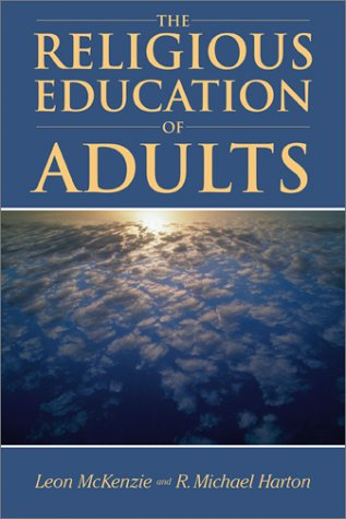 Religious Education of Adults  2002 9781573123792 Front Cover