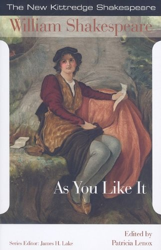 As You Like It  N/A edition cover