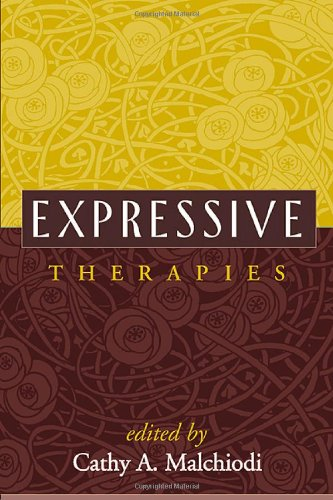 Expressive Therapies   2006 9781593853792 Front Cover