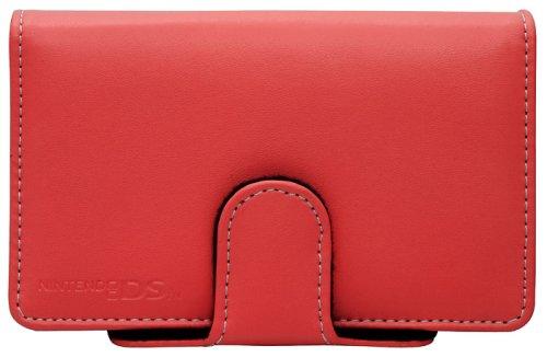 Tasche Bigben Flip & Play Protector Rot für N38Lit Nintendo DS artwork