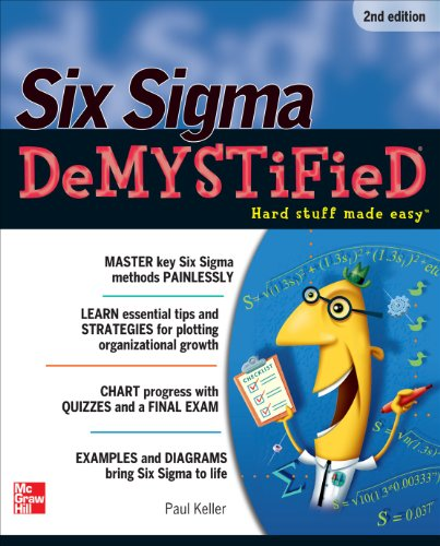 Six Sigma  2nd 2011 9780071746793 Front Cover