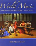 World Music: Traditions and Transformations, w/CD's 2nd 9780077869793 Front Cover