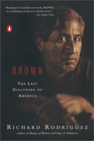 Brown The Last Discovery of America N/A edition cover