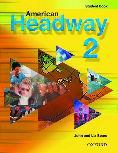 American Headway  2nd 2001 (Student Manual, Study Guide, etc.) 9780194353793 Front Cover