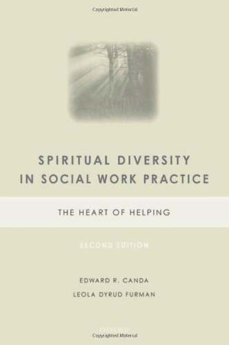Spiritual Diversity in Social Work Practice The Heart of Helping 2nd 2010 edition cover