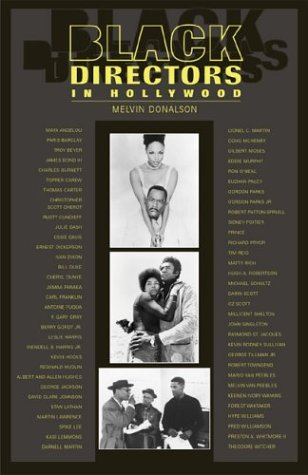 Black Directors in Hollywood   2003 9780292701793 Front Cover