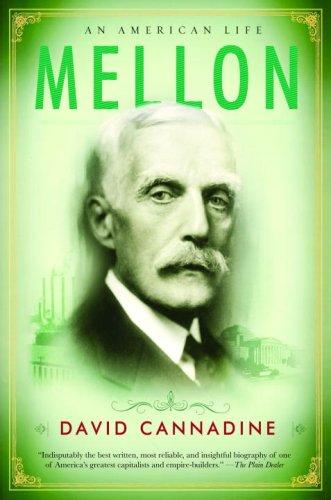 Mellon An American Life N/A edition cover