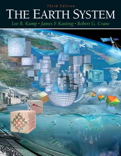 Earth System  3rd 2010 edition cover