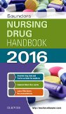 Saunders Nursing Drug Handbook 2016   2015 edition cover