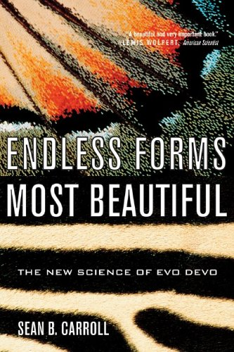 Endless Forms Most Beautiful The New Science of Evo Devo N/A 9780393327793 Front Cover
