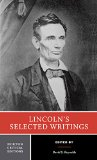Lincoln's Selected Writings   2014 edition cover
