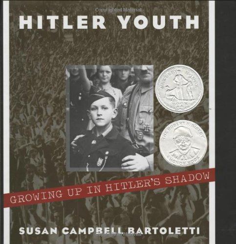 Hitler Youth Growing up in Hitler's Shadow  2004 9780439353793 Front Cover