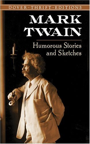 Humorous Stories and Sketches   1996 (Unabridged) 9780486292793 Front Cover