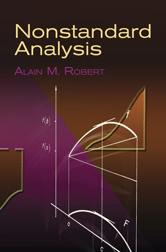 Nonstandard Analysis   2003 9780486432793 Front Cover