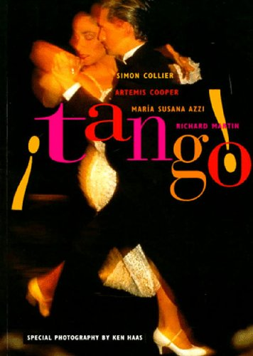 Tango The Dance, the Song, the Story  1997 edition cover