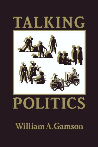 Talking Politics   1992 edition cover