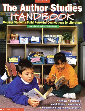Author Studies Handbook  N/A edition cover