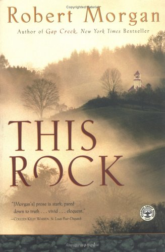 This Rock A Novel  2002 (Reprint) edition cover
