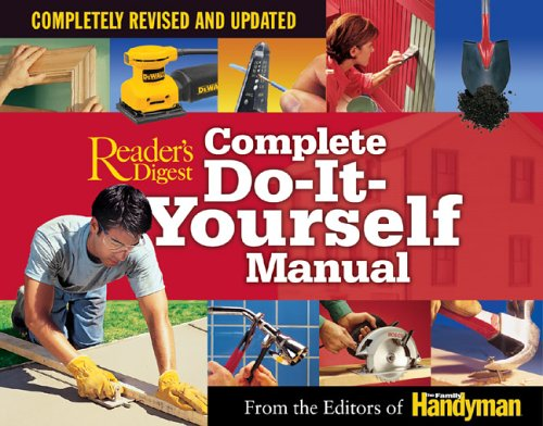 Complete Do-It-Yourself Manual Completely Revised and Updated 3rd 2005 (Revised) edition cover