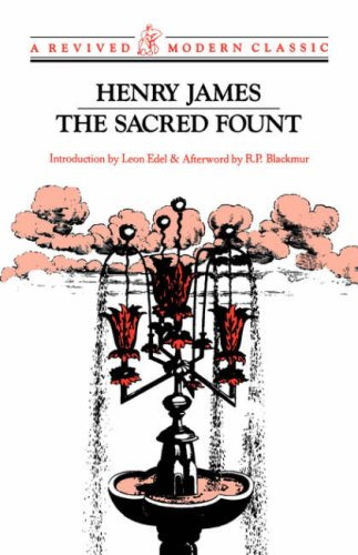 Sacred Fount  N/A edition cover