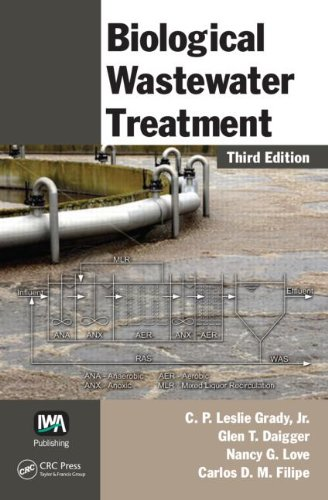 Biological Wastewater Treatment  3rd 2012 (Revised) edition cover