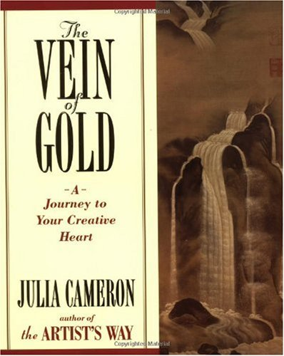 Vein of Gold A Journey to Your Creative Heart  1996 edition cover