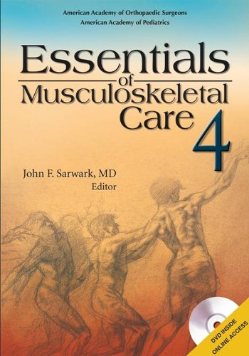 Essentials of Musculoskeletal Care 4th Ed   2010 edition cover