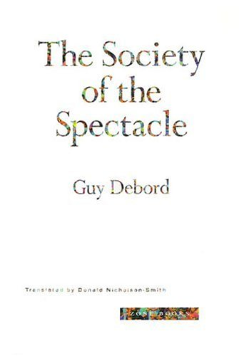 Society of the Spectacle   1995 edition cover